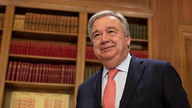 António Guterres (Photo: AP) (Photo: AP)