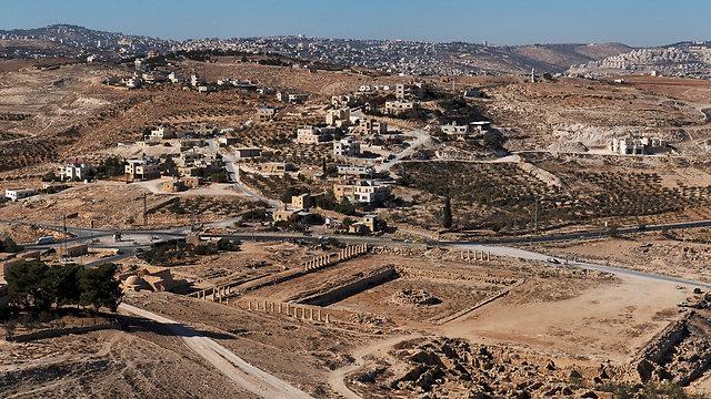 ישמעאל בן נתניה קיווה לתפוס את השלטון בארץ יהודה. נוף ביהודה ושומרון.  (צילום: shutterstock) (צילום: shutterstock)