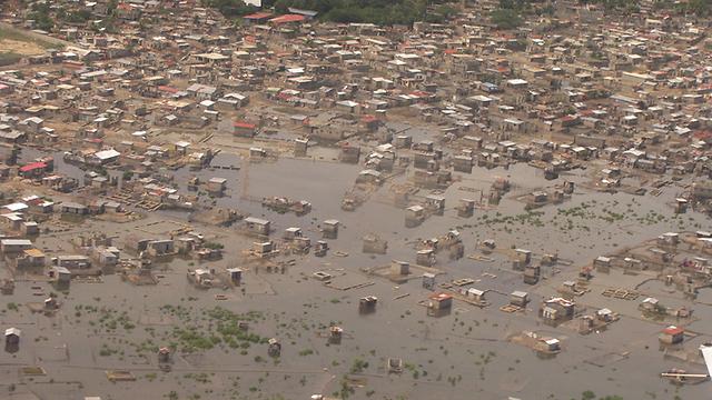 מאות הרוגים בהאיטי