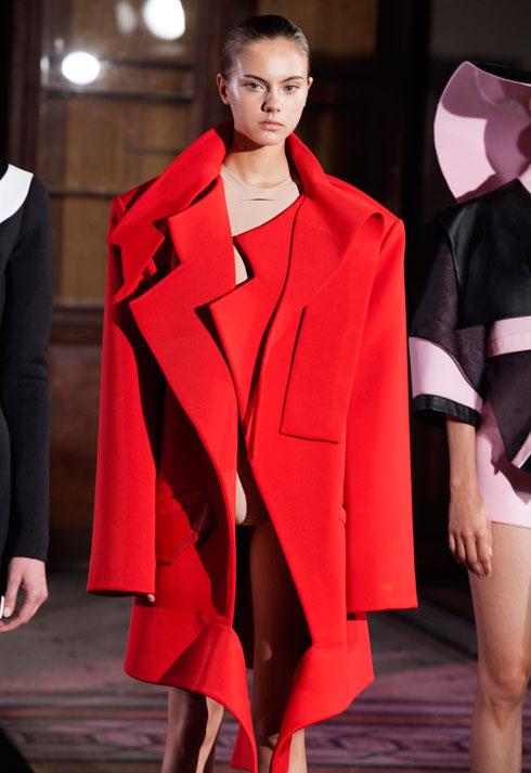הפרזנטציה של אלון ליבנה בשבוע האופנה בפריז, ספטמבר 2016 (צילום: נעה גרייבסקי)
