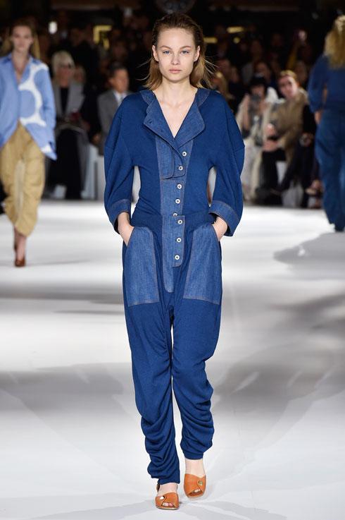 כל צבעי הג'ינס. סטלה מקרטני (צילום: Gettyimages)