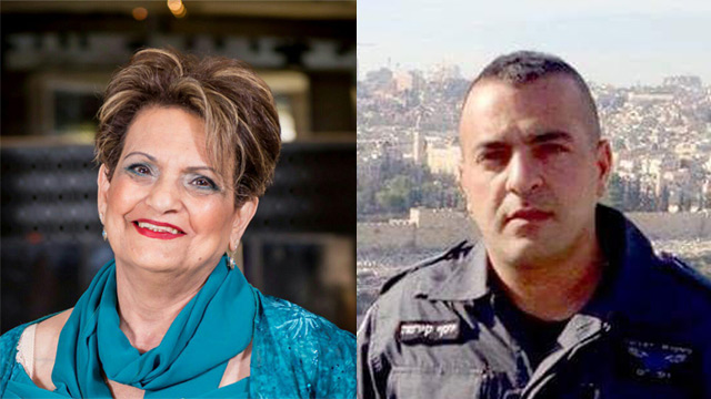 Levana Malihi (left) and Yossi Kirma.