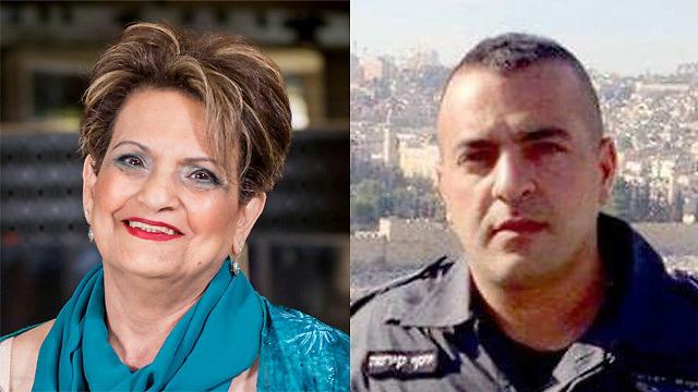 Abu Sabih's victims Levana Malihi and Yossi Kirma