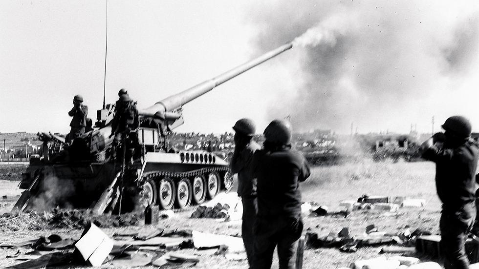 Война Судного дня. Фото: Менаше Азури