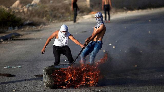 Clashes in Silwan (File photo)
