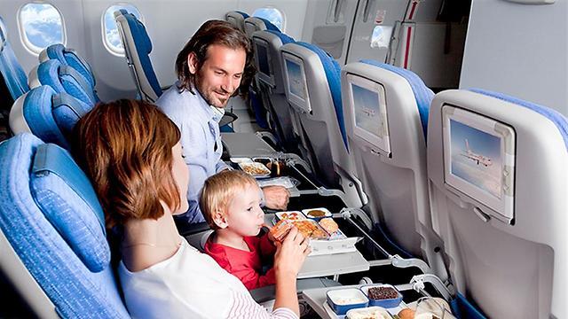 לא רוצים לשבת לידם? תשלמו (צילום: אייר אירופה) (צילום: אייר אירופה)