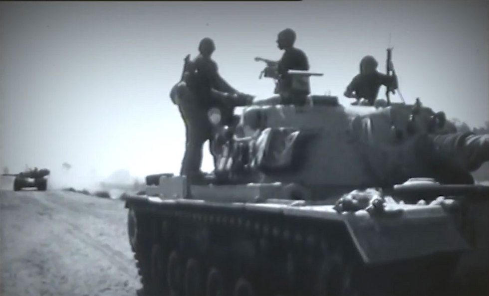 """""""האויב הכי גדול היה הפחד"""". טנקים במלחמת יום כיפור (צדוק פרינץ ורון בן ישי)"""