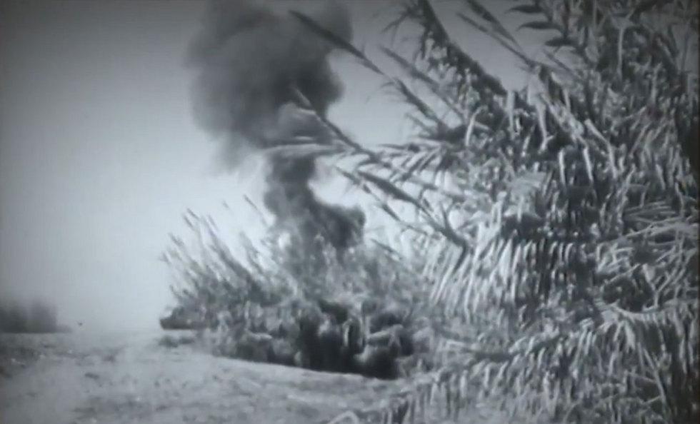"""""""אזור החווה הסינית היה נקודה אסטרטגית"""". קרבות מלחמת יום כיפור (צדוק פרינץ ורון בן ישי)"""