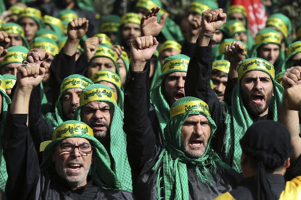 Annual Ashura religious commemoration rally (Photo: AP)