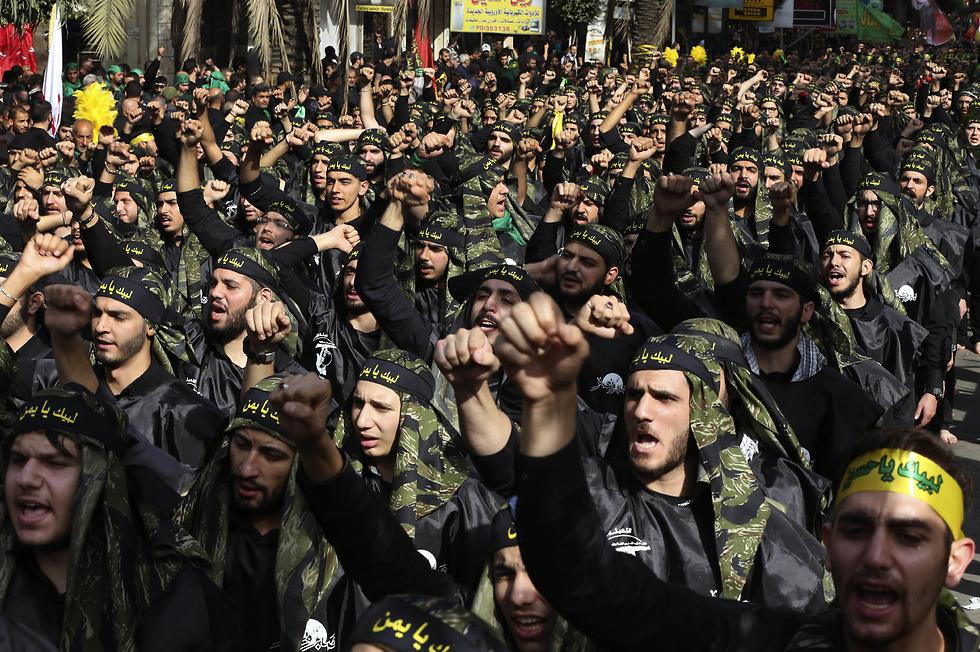 Annual Ashura religious commemoration rally (Photo: AP) (Photo: AP)