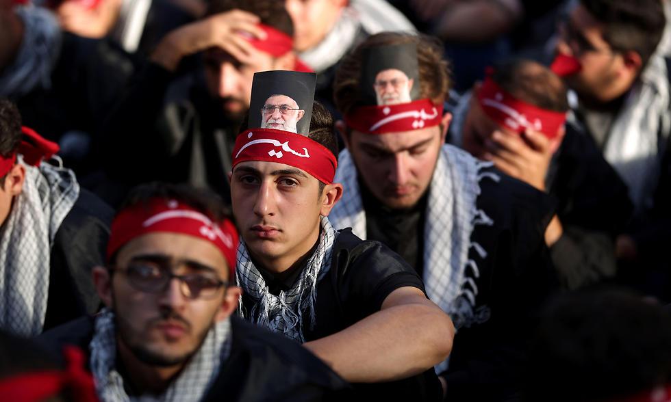 Annual Ashura religious commemoration rally (Photo: AFP)