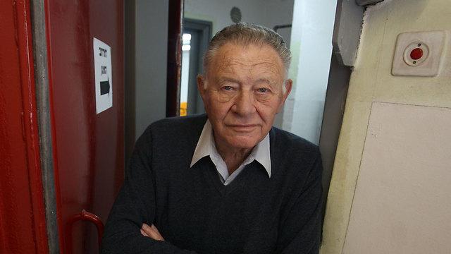 Former Military Intelligence chief Maj. Gen. Shlomo Gazit (Photo: Amit Magal)
