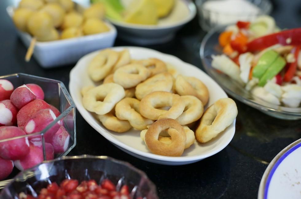 כל מה שטוב במטבח הטריפוליטאי (צילום: ירון ברנר) (צילום: ירון ברנר)