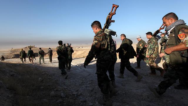 ISIS militants (Photo: Reuters)