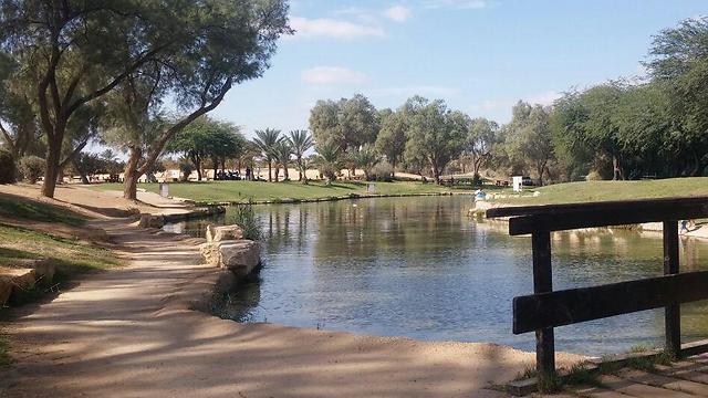 פארק אשכול (צילום: בראל אפרים) (צילום: בראל אפרים)