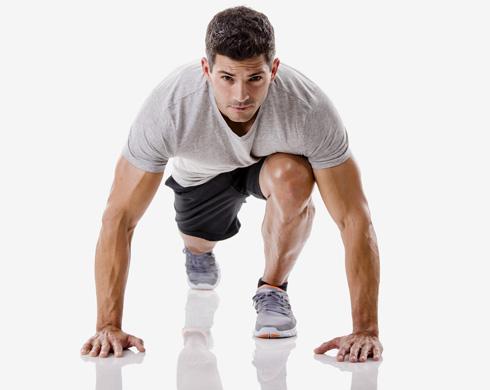 """פעילות גופנית אינטנסיבית """"על קיבה ריקה"""" עלולה לגרום לאובדן שריר (צילום: Shutterstock)"""