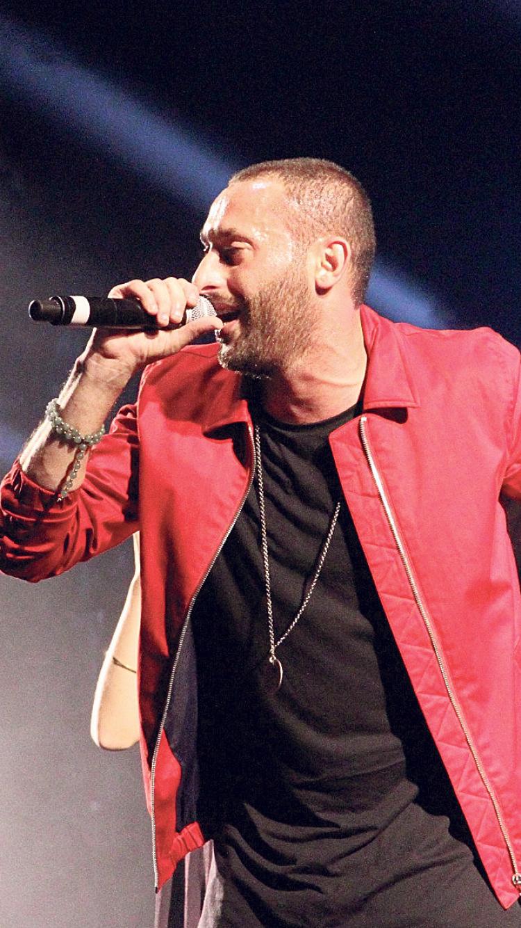 Tamer Nafar (file photo)