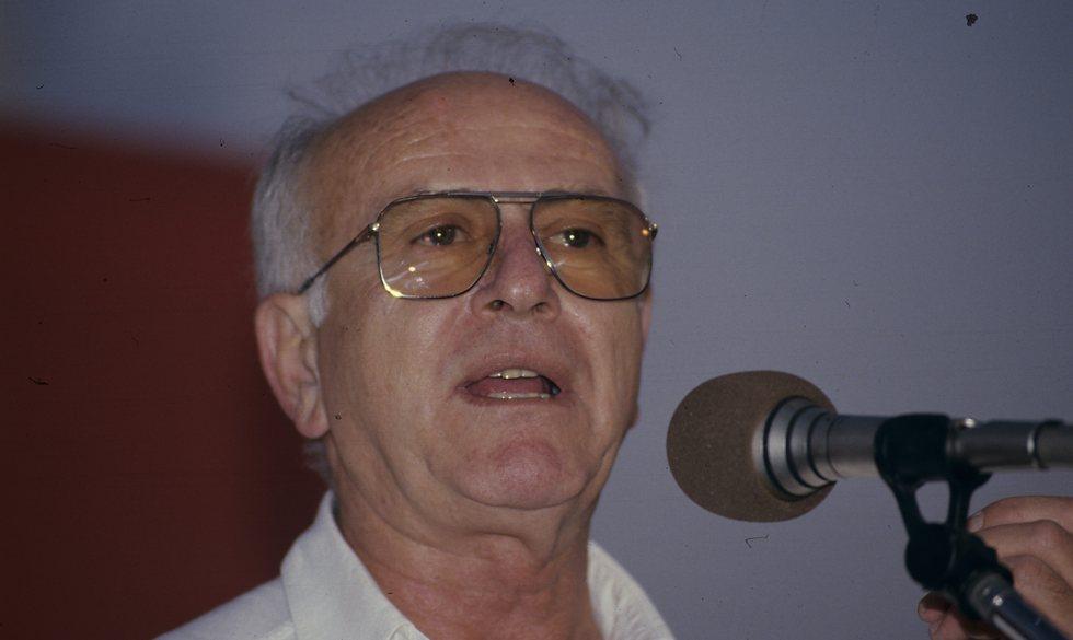 MK Elazar Granot (Photo: Amir Weinberg)