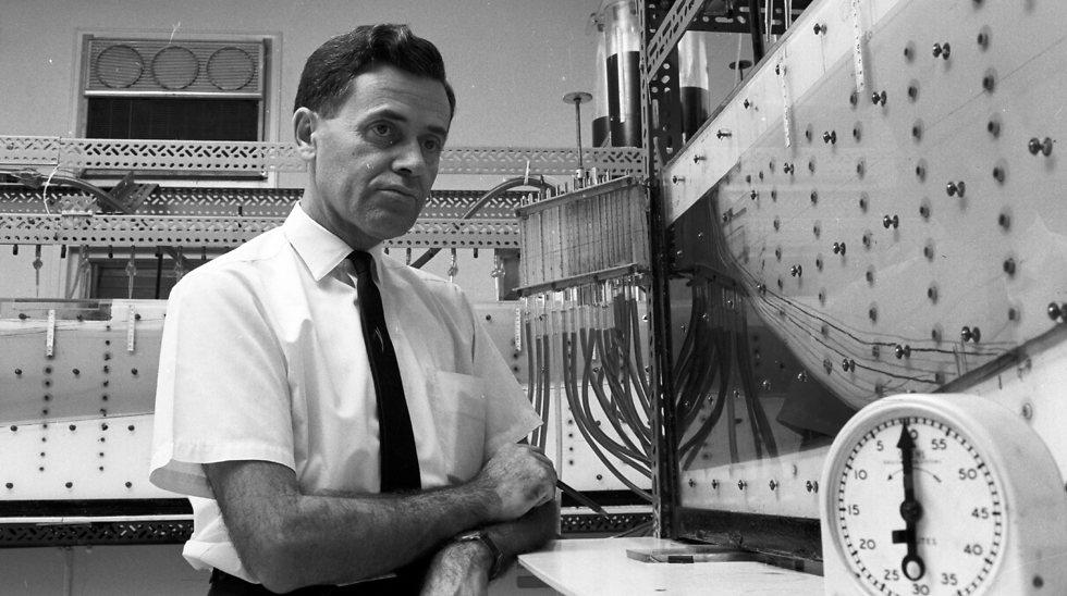 Yaakov Vardi, 1965 (Photo: David Rubinger)