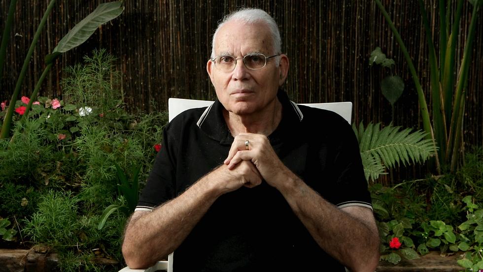Reuven Merhav, who served in the Shin Bet's Counterintelligence Division (Photo: Alex Kolomoisky)