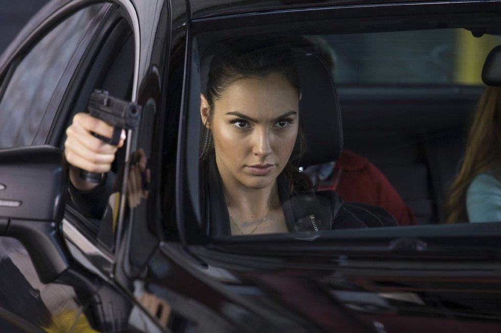 Gal Gadot in Keeping Up With the Jonses