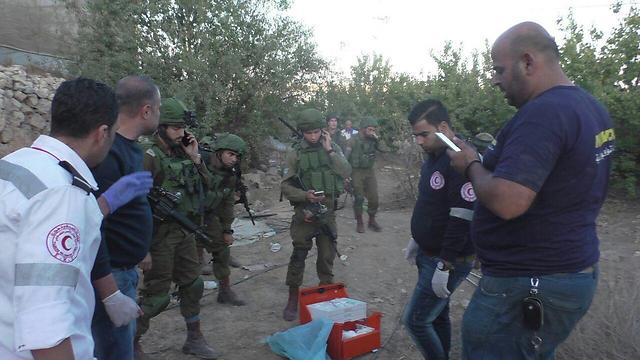 כוחות הביטחון בשטח ()