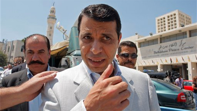 Dahlan said Israeli-Palestinian peace no longer within reach due to settlements (Photo: AP) (Photo: AP)