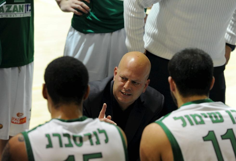 את ההזדמנות הראשונה בליגת העל קיבל במכבי חיפה (צילום: ערן יופי כהן) (צילום: ערן יופי כהן)