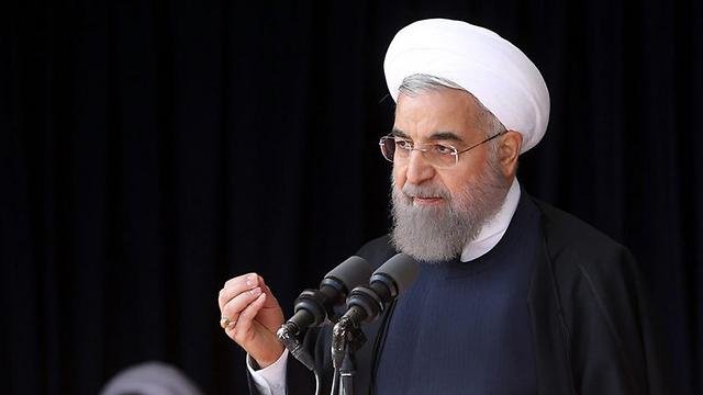 Iranian President Hassan Rouhani (Photo: EPA) (Photo: EPA)