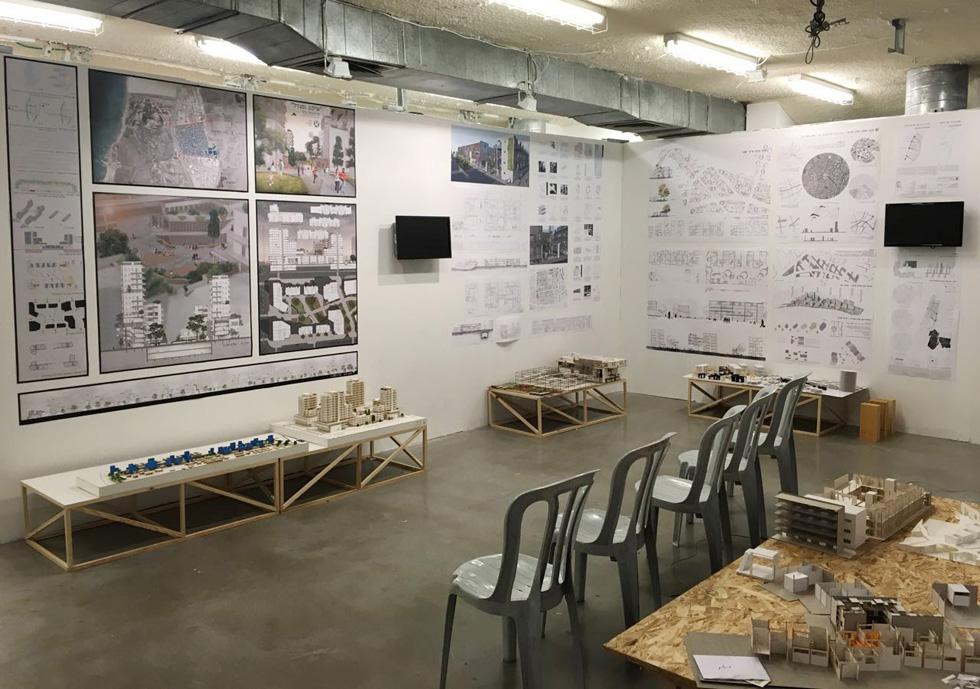 אתם נמצאים כאן: לומדים אדריכלות וחוששים ממה שמצפה לכם אחרי גמר הלימודים והמבחן המתיש (צילום: הילה שמר)