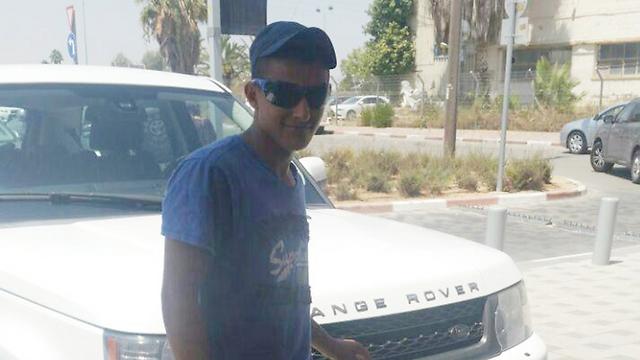 Nimer Bassem Abu Amar (Photo: courtesy of the victim's family)