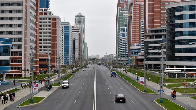 פיונגיאנג (צילום: EPA) (צילום: EPA)