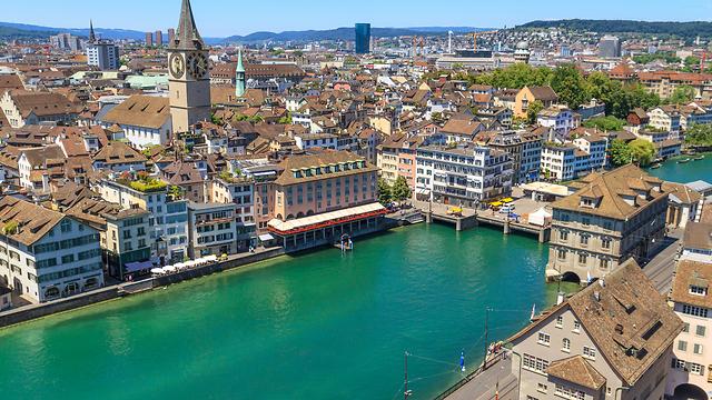 המקומות שהם חובה בעיר השוויצרית הגדולה (צילום: shutterstock) (צילום: shutterstock)
