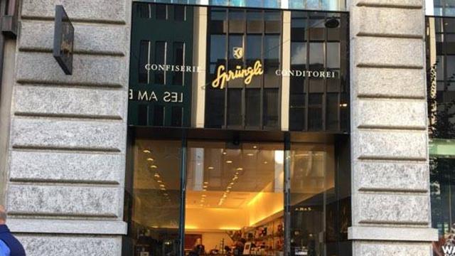 בבירת השוקולד אסור לפספס את החנות הזאת: שפרונגלי (צילום: מיכל קוגן) (צילום: מיכל קוגן)