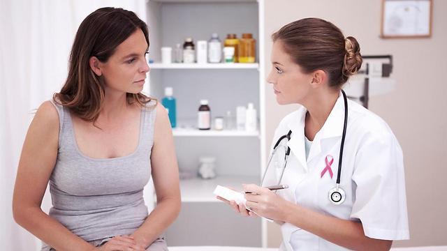 כל אישה נמצאת בסיכון. בדיקות תקופתיות לאבחון מוקדם (צילום: shutterstock) (צילום: shutterstock)