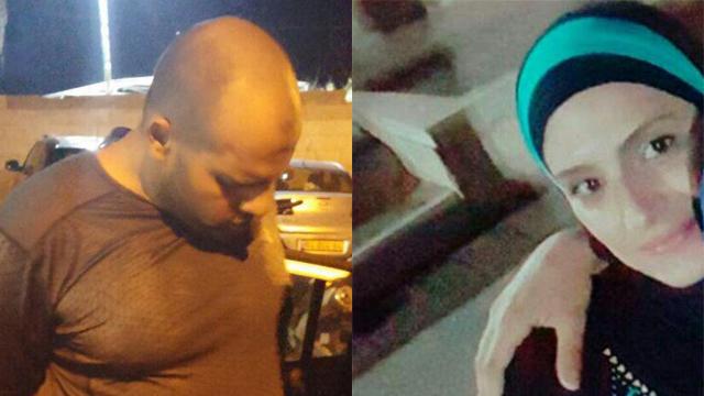 אבו-סרארי והאח החשוד ברציחתה ()