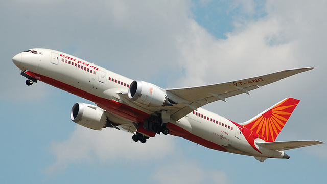 India's national airline may receive authorization to fly over Saudi airspace on flights to and from Israel