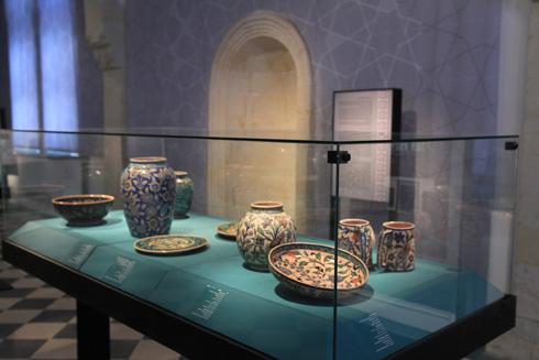 המסגד שהפך למוזיאון וזכה בפרס השימור. לחצו על התצלום (צילום: מועצה לשימור אתרי מורשת בישראל, נטע רוזנבלט)