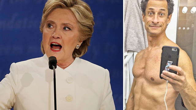 Uncovering Weiner's affair may have scuttled Clinton's presidential bid (Photo: AP) (Photo: AP)