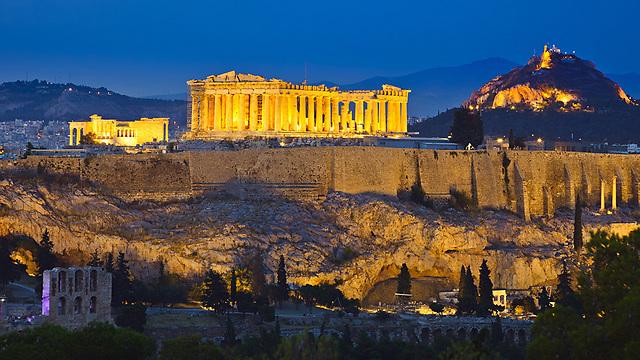 אתונה הלוך חזור ב-60 אירו (צילום: DepositPhotos) (צילום: DepositPhotos)