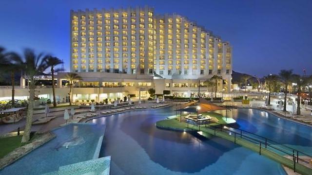 מלון בסיני השכנה, מצרים (צילום: הילטון) (צילום: הילטון)