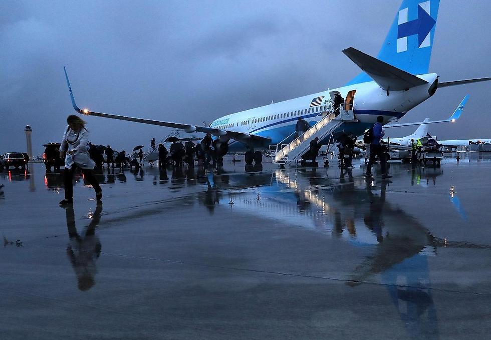 המטוס והחץ (צילום: AFP) (צילום: AFP)