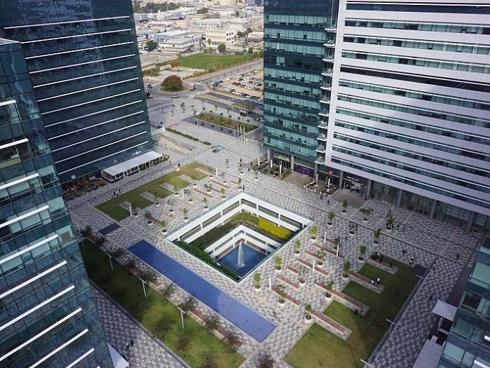 אזור התעשייה והעסקים בחולון (באדיבות: עיריית חולון)