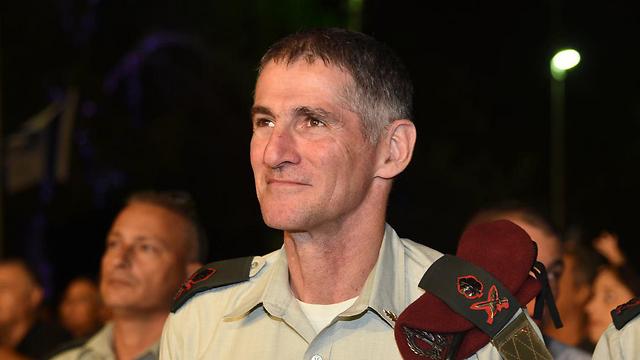 Maj. Gen. Yair Golan (Photo: Yair Sagi)