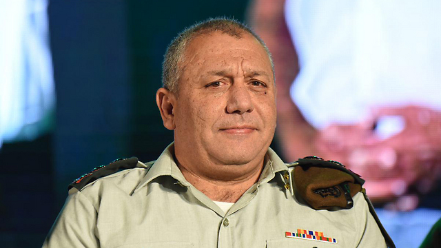 IDF Chief of Staff Gadi Eisenkot (Photo: Yair Sagi)