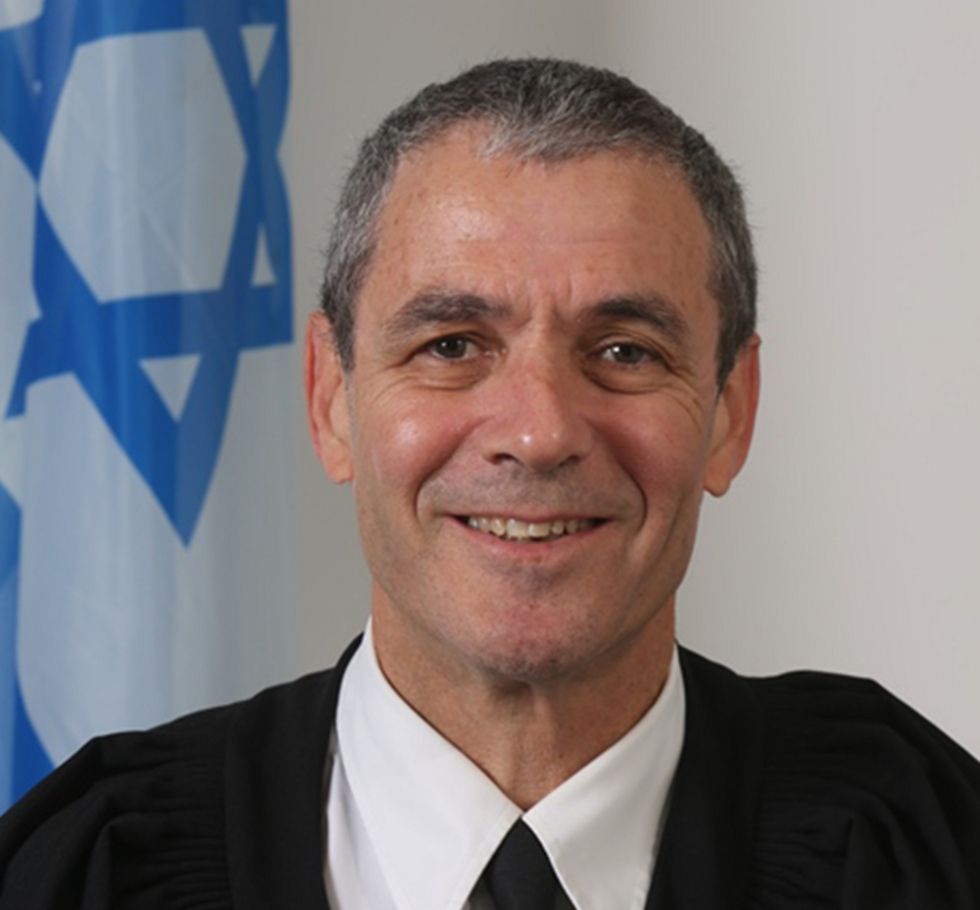 Judge Vardi (Photo: Courts Administration)