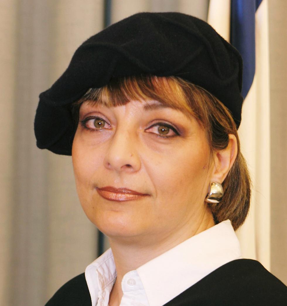 השופטת יעל וילנר (צילום: אתר בתי המשפט) (צילום: אתר בתי המשפט)