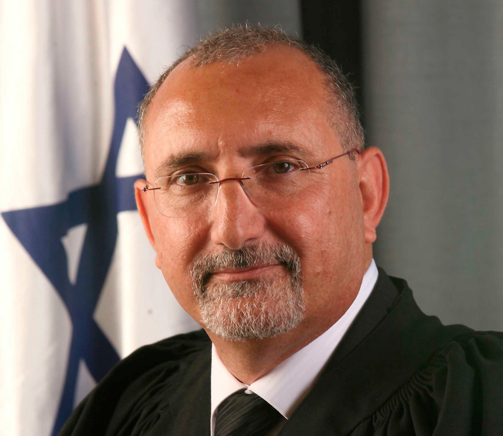 Judge Shohat (Photo: Courts Administration)