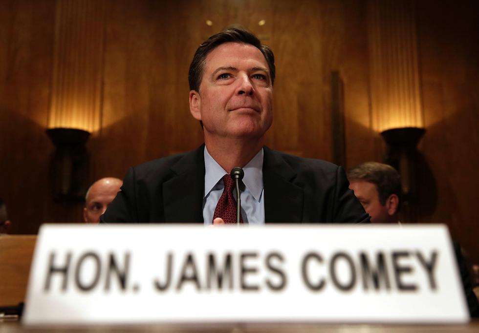 FBI Director James Comey (Photo: AFP)