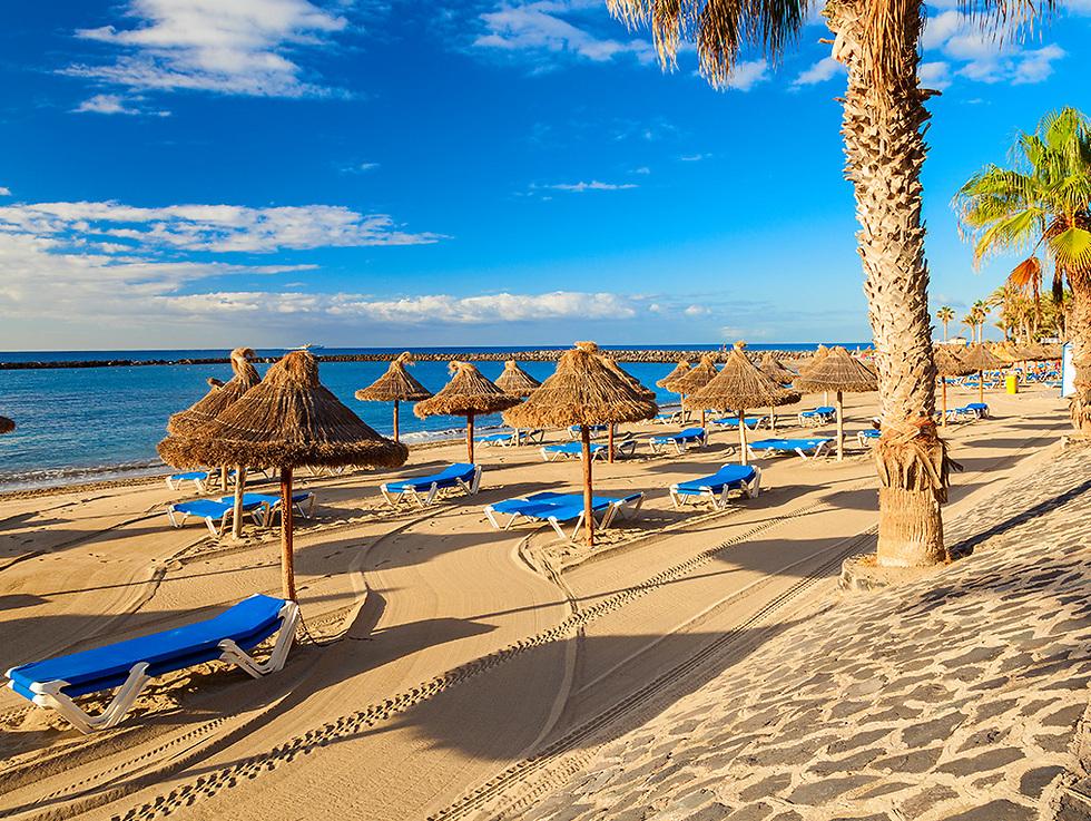 חלום ספרדי: חופי טנריף היפים (צילום: istock) (צילום: istock)